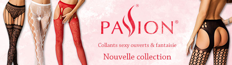 Collants ouverts Passion