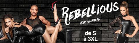 Collection Rebellious Noir Handmade