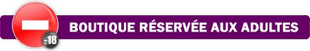 Site réservé aux adultes