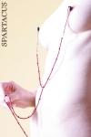 Y-Style - perles rouge