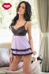 Ensemble nuisette Lovely Lilac