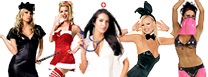 Transformiste : Transformez radicalement votre apparence gr�ce � nos perruques, faux seins et chaussures Drag queen.