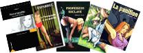 Librairie coquine : La librairie coquine: des bd pour adultes, des romans coquins, des guides sexy ou des beaux livres érotiques pour tous les plaisirs.