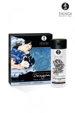Crème de virilité du dragon sensible - Shunga - une version plus douce de la célèbre crème intensifiante pour le couple Dragon de Shunga.