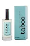 Parfum d'attirance Taboo Epicurien - Eau de toilette Taboo Epicurien, un parfum viril pour les hommes, aux senteurs Marine et fraiche.