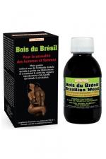 Bois du Brésil - 100 ml : Stimulant sexuel hommes et femmes améliorant la libido et les relations sexuelles.