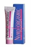 Crème stimulante Nymphorgasmic - Crème stimulante pour femme spécialement conçue pour stimuler le clitoris et accroitre l'intensité de l'orgasme.