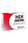 Men Control (60 gélules) - Complément alimentaire à base de plantes, de vitamines et de minéraux, permettant de maintenir l'endurance sexuelle.