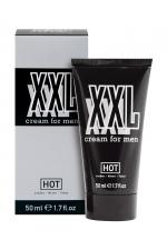 Crème développante pour pénis XXL - HOT - Crème développante XXL à utiliser au quotidien pour obtenir un pénis plus dur, plus gros et des sensations plus intenses.