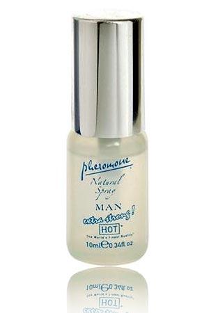 Spray phéromone homme HOT : HOT phéromone HOMME, le spray qui fonctionne comme un