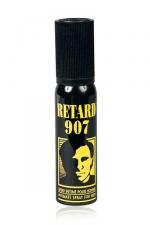 Spray retardant Retard 907 - Gardez le contrôle de votre érection et prolonger le plaisir.