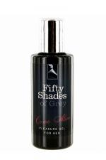 Gel plaisir féminin - Fifty Shades of Grey - Sublimez votre plaisir avec ce gel d'excitation intime qui  renforce les orgasmes et la stimulation.