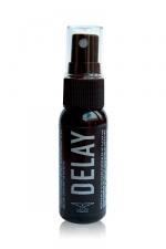Retardant Mister B Delay 30 ml - Retardateur sexuel - apaise et rafraichit pour retarder l'éjaculation.