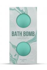 2 Bombes de bain Naughty - Dona : Détendez vous dans le bain avec les bombes de bain Dona Flirty délicatement parfumées avec des arômes aux accents printaniers.