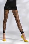 Leggings résille TI051 - noir