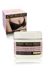 Activate Dream Breasts : Crème de soins pour développer, raffermir, sublimer la poitrine féminine.