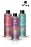 Lessive parfumée aux phéromones - Dona - Enrichie en phéromones et aphrodisiaques, la lessive Dona apporte un parfum de douceur et de sensualité à votre lingerie intime.