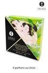 Sel de bain moussant Bain de Minuit  - Le bain prend une nouvelle dimensions avec ces cristaux de bain parfumés et sensuels.  Fabriqué par Shunga.