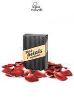 Rose petal Explosion - Pétales de rose parfumées, à disperser pour une ambiance sensuelle glamour.