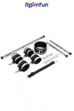 Adjustable spreader bar kit - Un kit de contraintes 100% ajustable pour s'adapter à toutes vos demandes.