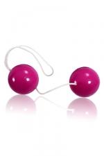 Orgasm balls : Un petit prix pour découvrir le plaisir procuré par les boules de Geisha sans vous ruiner.