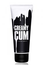 Lubrifiant intime Creamy Cum - Un nouveau lubrifiant à base d'eau avec un effet sperme particulièrement réaliste!