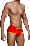Shorty rouge MS089 - Macho