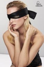 Bandeau SHHH - Long bandeau satin pour pimenter vos jeux amoureux.