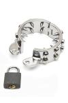 Kalis Teeth Spiked Chastity Device - Un dispositif de chasteté masculine très efficace pour la verge, ou la verge et les testicules.
