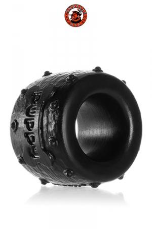 Pup-Balls BallStretcher - Oxballs : Un ballstretcher super doux et mall�able, 100% silicone pure platinum, ressemblant � un petit collier clout�.