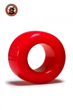 Balls-T Ballstretcher - rouge - Le ball-stretcher phare de la marque Oxballs, en version small, coloris rouge, plus accessible et utilisable pour s'entrainer.