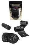 Set Instruments de Plaisir - Violet - Un pack de 3 accessoires coquins niveau Violet proposé par Bijoux Indiscrets.