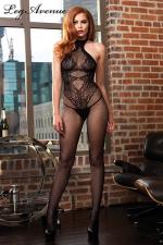 Combinaison Seamless Halter - Une combinaison sexy qui dessine sur votre corps un body string très sensuel.