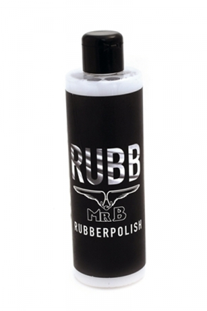 Rubb - Rubber Polish - Le nettoyant l�ger de Mister B , pour vos accessoires en latex et caoutchouc.