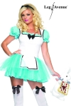 Costume sexy Alice - Costume sexy d'Alice au Pays des Merveilles.