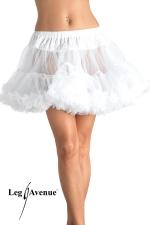 Jupon gonflant - Un jupon gonflant qui donne vie à vos costumes et déguisements sexy.