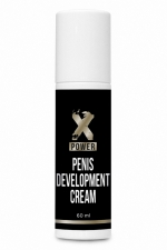 Penis Development Cream - XPower - La crème conçue pour les hommes qui souhaitent augmenter la taille de leur sexe !