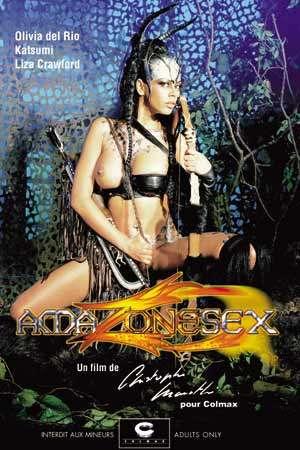 Amazone sex - DVD - Les amazones vues par Christophe Mourthé.
