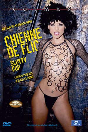 Chienne de flic - DVD : L'univers glauque et pervers de la corruption, du sexe et de la débauche...