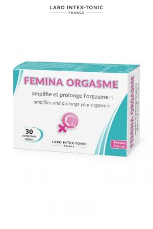 Femina Orgasme -Amplificateur d'orgasme  (30 comprimés)