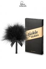 Plumeau Tickle me tickler - Un petit plumeau élégant pour prodiguer de douces caresses.