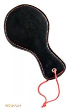 Mini tapette cuir - Tapette en cuir format mini pour l'initier aux jeux BDSM.