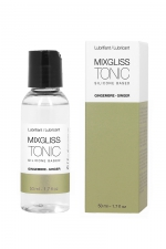 Mixgliss silicone - Gingembre 50ml - Lubrifiant intime aphrodisiaque de qualité  cosmétique, à base de silicone et parfumé au Gingembre.