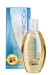 Lubrifiant  Amoréane parfumé - Lubrifiant intime à base d'eau et d'extrait marin de phytoplancton avec 2 saveurs au choix: caramel ou pêche.