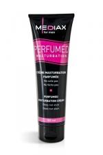Crème de masturbation parfumée - Mediax - Une crème de masturbation pour hommes ultra glissante et parfumée pour des sensations de plaisir décuplées.