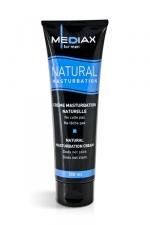 Crème de masturbation classique - Mediax - Crème de masturbation naturelle pour hommes, riche et épaisse, ultra glissante pour des sensations de plaisir décuplées.