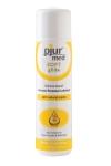 Lubrifiant Pjur Med Soft glide 100ml - Gel lubrifiant haute qualité, extra longue durée à base de silicone enrichi avec de l'huile de jojoba, pour muqueuses sèches et sensibles.