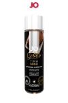 Lubrifiant aromatisé Tiramisu - 120ml - Lubrifiant aromatisé comestible parfum tiramisu au format 120 ml de la marque Américaine System Jo.