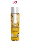 Lubrifiant aromatisé ananas 120 ml - Lubrifiant aromatisé comestible parfum ananas au format 120 ml de la marque Américaine System Jo.