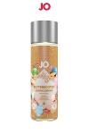 Lubrifiant aromatisé Sauce caramel 60 ml - Lubrifiant aromatisé comestible parfum Sauce Caramel (BUTTERSCOTCH) au format 60 ml de la marque Américaine System Jo.